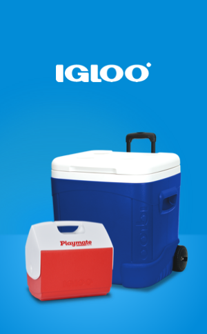 igloo - cool and passion