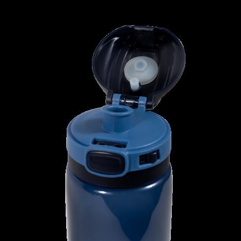 Detalle boquilla botella de agua