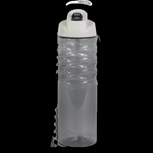 Botella de plástico gris Mindway