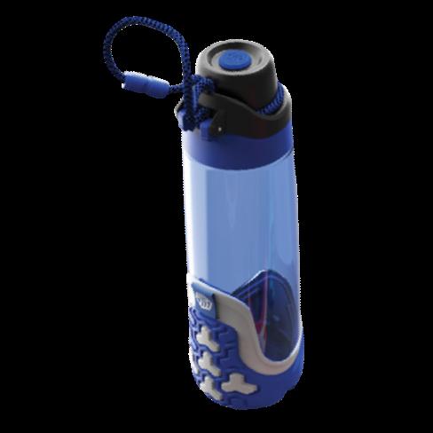 Botella de agua dibujo trazado