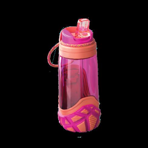 Botella para niños rosa