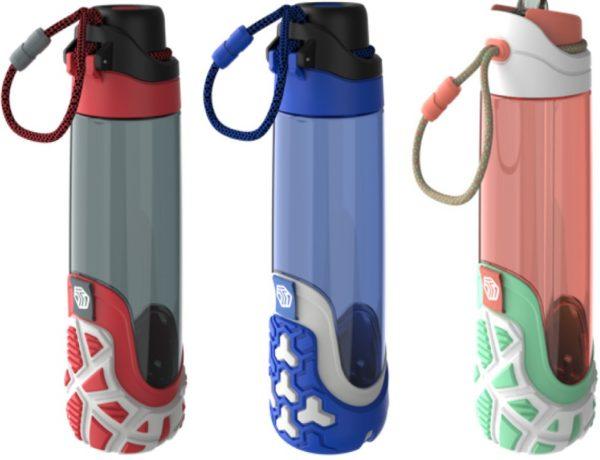 Botella Plástico Reutilizable.