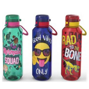 Botella de Agua Reutilizable Infantil